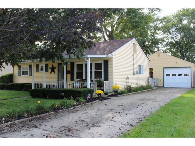 137 Westhafer Road, Vandalia, OH 45377 (MLS #748298) :: Denise Swick and Company