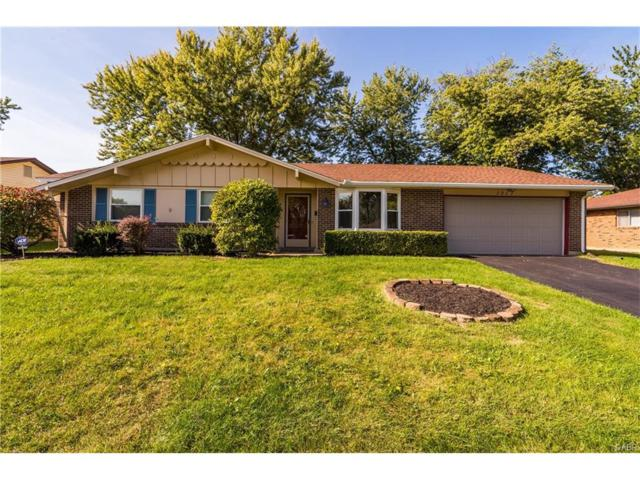 1017 Derringer Drive, Englewood, OH 45322 (MLS #748544) :: Denise Swick and Company