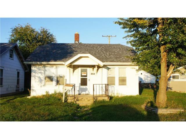 353 Walnut Street, Xenia, OH 45385 (MLS #748690) :: Jon Pemberton & Associates with Keller Williams Advantage