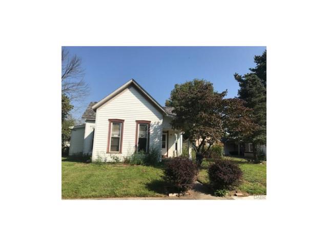 415 Washington Street, New Carlisle, OH 45344 (MLS #748987) :: The Gene Group