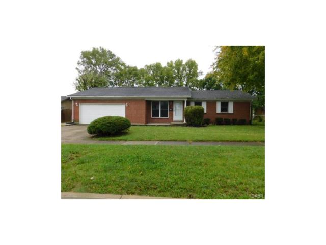 934 Taylorsview Drive, Vandalia, OH 45377 (MLS #749156) :: The Gene Group