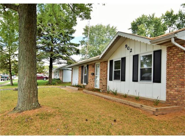 902 White Pine Street, New Carlisle, OH 45344 (MLS #749369) :: The Gene Group