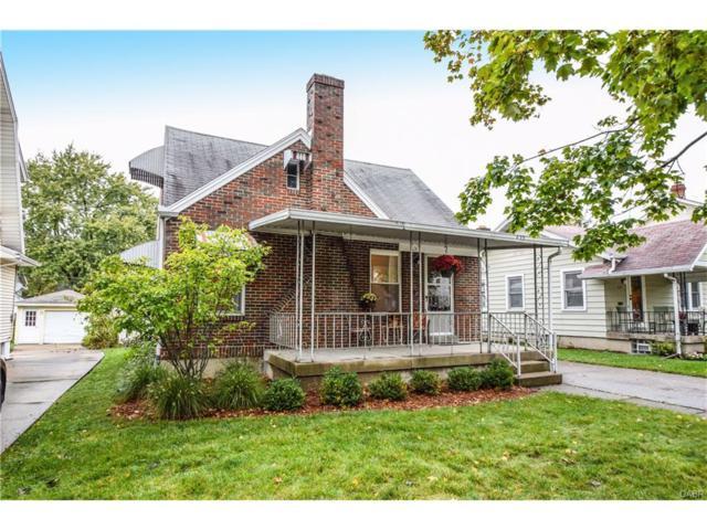 433 Peach Orchard Avenue, Oakwood, OH 45419 (MLS #749373) :: Denise Swick and Company
