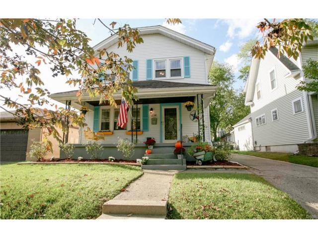 234 Triangle Avenue, Oakwood, OH 45419 (MLS #749379) :: Denise Swick and Company