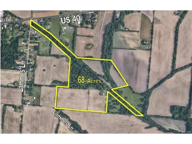 822 Lammes Lane, New Carlisle, OH 45344 (MLS #749749) :: The Gene Group