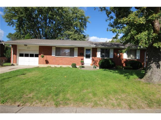 6924 Rushleigh Road, Englewood, OH 45322 (MLS #749782) :: Denise Swick and Company