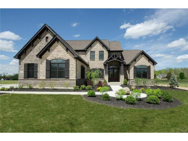 8223 Turning Leaf Crossing, Springboro, OH 45066 (MLS #749785) :: The Gene Group