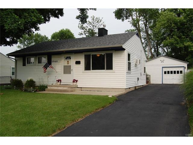 2960 Galewood Street, Kettering, OH 45420 (MLS #749789) :: The Gene Group