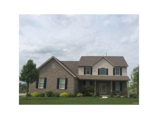 6374 Emerald Downs Place, Huber Heights, OH 45424 (MLS #749868) :: The Gene Group