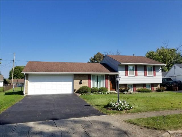 1767 Roxbury Drive, Xenia, OH 45385 (MLS #749951) :: The Gene Group