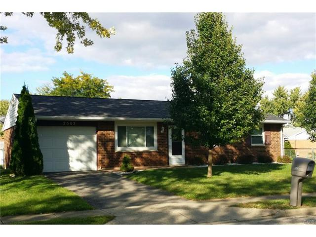 2503 Thornhill Court, Troy, OH 45373 (MLS #749980) :: The Gene Group