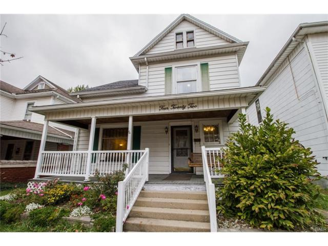 422 4th Street, Greenville, OH 45331 (MLS #750782) :: Jon Pemberton & Associates with Keller Williams Advantage