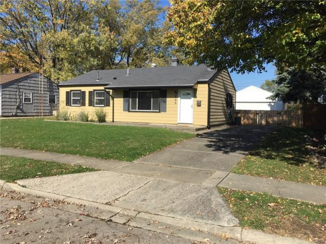209 Inverness Avenue, Vandalia, OH 45377 (MLS #751414) :: Denise Swick and Company