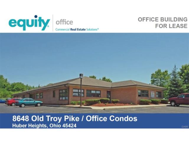 8648 Old Troy Pike Pike, Huber Heights, OH 45424 (MLS #751571) :: Denise Swick and Company
