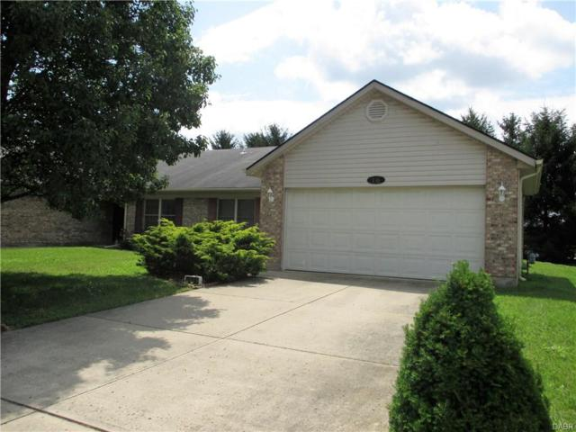 136 Warner Drive, Englewood, OH 45322 (MLS #751978) :: Denise Swick and Company
