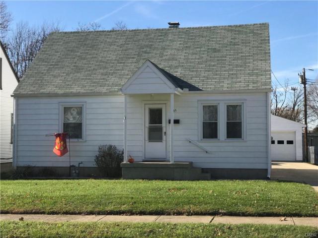 865 Princeton Avenue, Fairborn, OH 45324 (MLS #752079) :: Jon Pemberton & Associates with Keller Williams Advantage