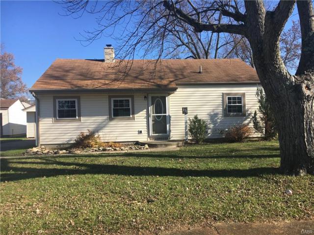 110 Forestwood Avenue, Vandalia, OH 45377 (MLS #752527) :: The Gene Group