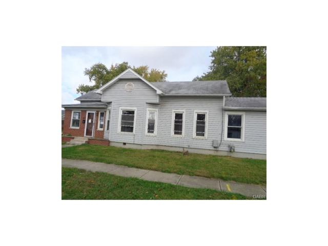 211 Jackson Street, New Carlisle, OH 45344 (MLS #752530) :: The Gene Group