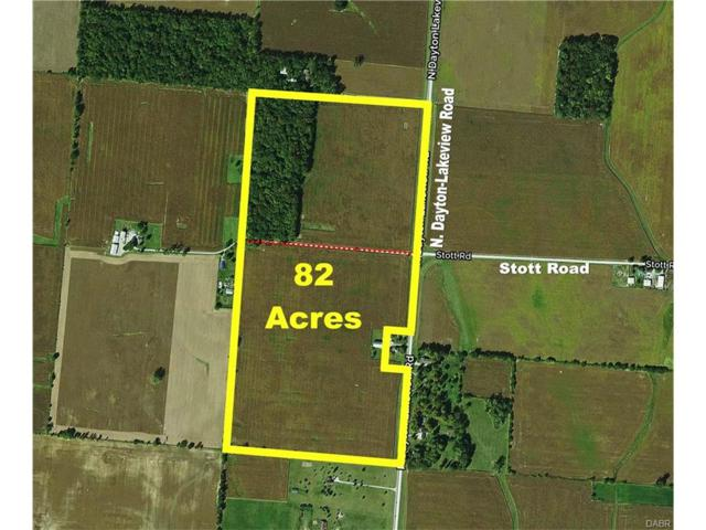 82 Acres Dayton Lakeview Road, New Carlisle, OH 45344 (MLS #752568) :: The Gene Group
