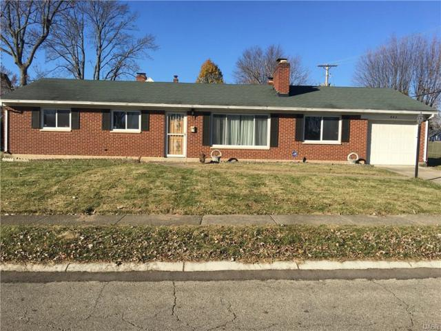 983 Gardner Road, Kettering, OH 45429 (MLS #752616) :: The Gene Group