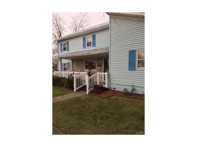 300 Clay Street, New Carlisle, OH 45344 (MLS #752659) :: The Gene Group