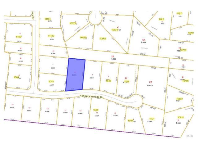 1536 Ashbury Woods Drive, Washington TWP, OH 45459 (MLS #752696) :: The Gene Group