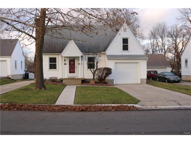 37 Orchard Avenue, Englewood, OH 45322 (MLS #752821) :: The Gene Group