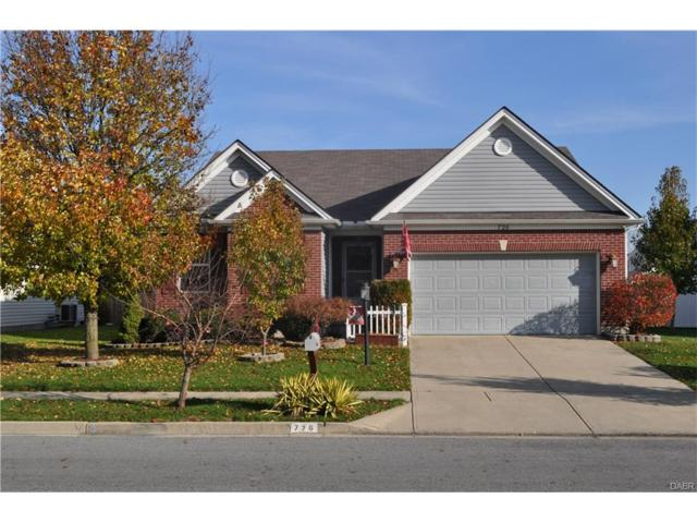 726 Preservation Street, Fairborn, OH 45324 (MLS #752969) :: Denise Swick and Company