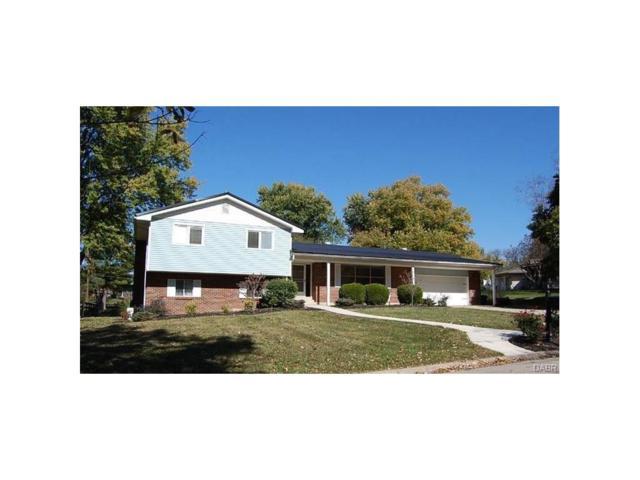 2820 Vickie Drive, Beavercreek, OH 45434 (MLS #753022) :: The Gene Group