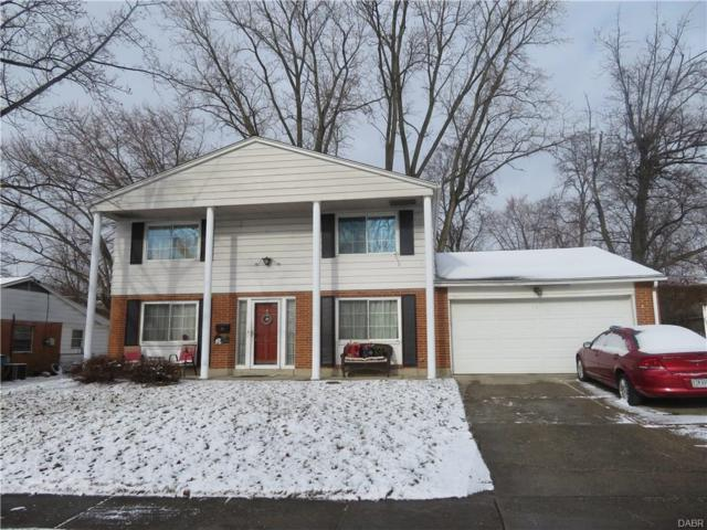 6945 Hubbard Drive, Huber Heights, OH 45424 (MLS #753222) :: The Gene Group