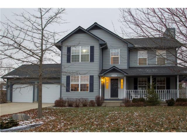 145 Sycamore Springs Drive, Springboro, OH 45066 (MLS #753260) :: The Gene Group