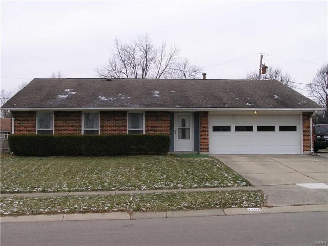 7101 Troy Manor Road, Huber Heights, OH 45424 (MLS #753266) :: The Gene Group