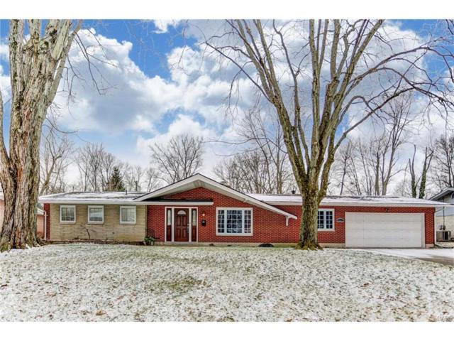 4631 Woodwell Drive, Kettering, OH 45440 (MLS #753303) :: The Gene Group