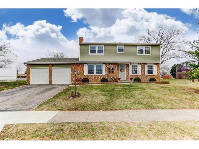 1833 El Camino Drive, Xenia, OH 45385 (MLS #753311) :: The Gene Group