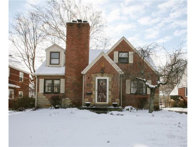 328 Collingwood Avenue, Oakwood, OH 45419 (MLS #753447) :: Denise Swick and Company
