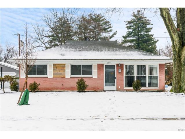 3814 Glaser Drive, Kettering, OH 45429 (MLS #754174) :: Denise Swick and Company