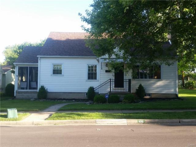 430 Walnut Street, Tipp City, OH 45371 (MLS #754304) :: Denise Swick and Company