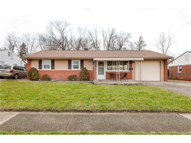 415 Vista Avenue, Vandalia, OH 45377 (MLS #754855) :: Denise Swick and Company