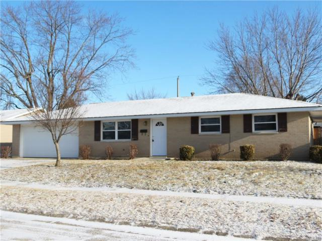 521 Glenn Avenue, New Carlisle, OH 45344 (MLS #755320) :: Denise Swick and Company