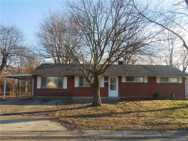 4976 Tilbury Road, Huber Heights, OH 45424 (MLS #755324) :: Denise Swick and Company