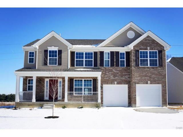 4419 Woodmint Drive, Bethel Twp, OH 45371 (MLS #755787) :: Denise Swick and Company