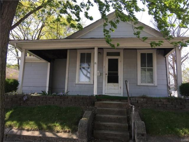 516 Center Street, Versailles, OH 45380 (MLS #756521) :: Denise Swick and Company