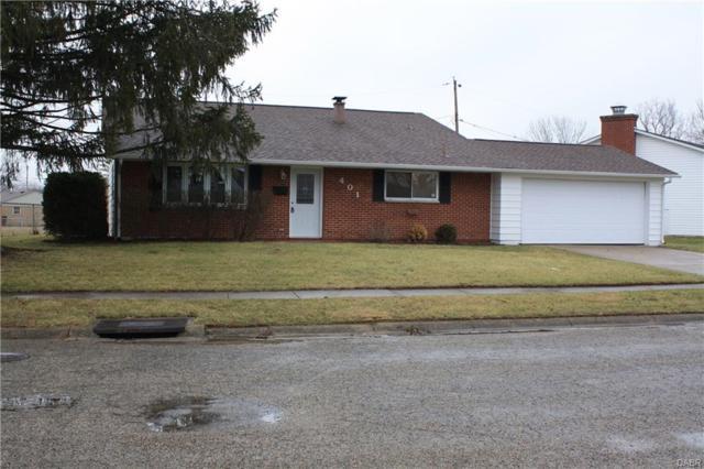 401 Falcon Drive, New Carlisle, OH 45344 (MLS #756529) :: Jon Pemberton & Associates with Keller Williams Advantage