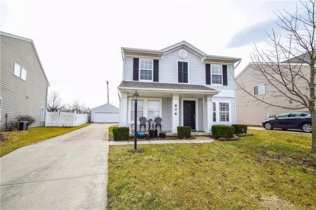 806 Sonora Court, Englewood, OH 45322 (MLS #756696) :: Jon Pemberton & Associates with Keller Williams Advantage