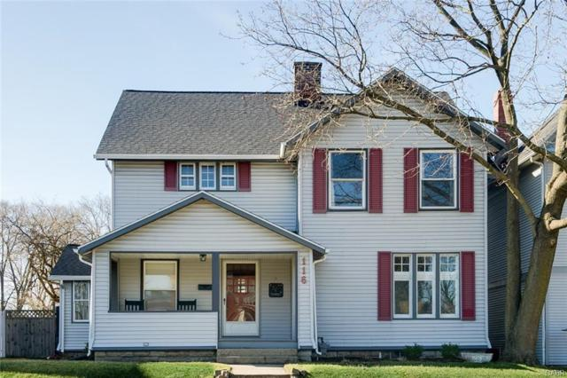 116 Terrace Place, Troy, OH 45373 (MLS #757091) :: Jon Pemberton & Associates with Keller Williams Advantage
