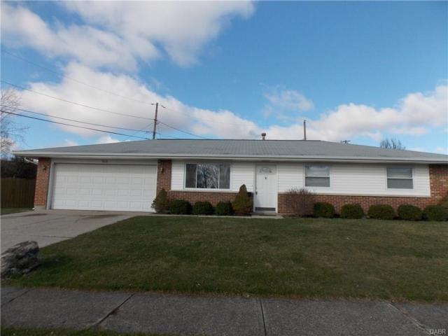 506 Hamilton Avenue, New Carlisle, OH 45344 (MLS #757420) :: The Gene Group
