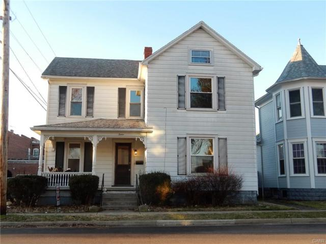 12 Walnut Street, Tipp City, OH 45371 (MLS #757933) :: The Gene Group