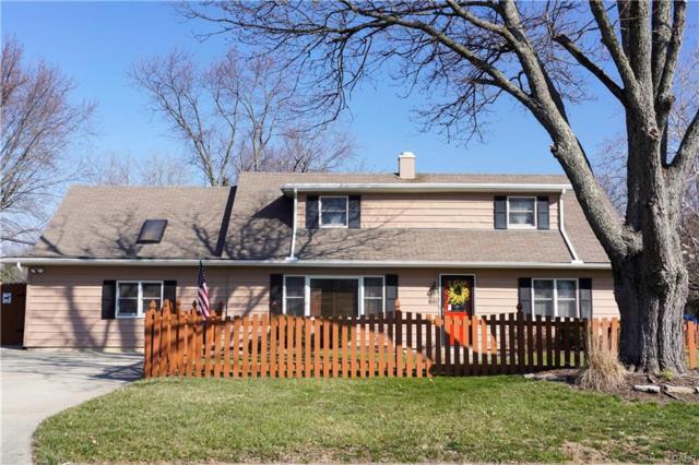 801 Kenosha Road, Kettering, OH 45429 (MLS #758097) :: Denise Swick and Company