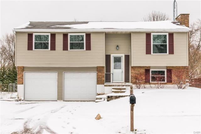 1336 Ronald Street, Vandalia, OH 45377 (MLS #758398) :: The Gene Group