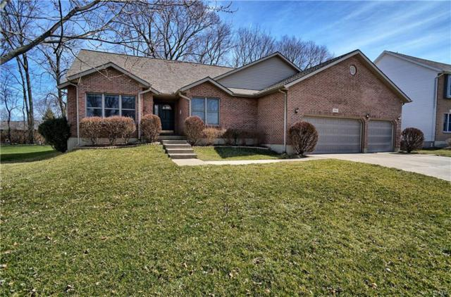 524 Greensward Drive, Tipp City, OH 45371 (MLS #758409) :: The Gene Group